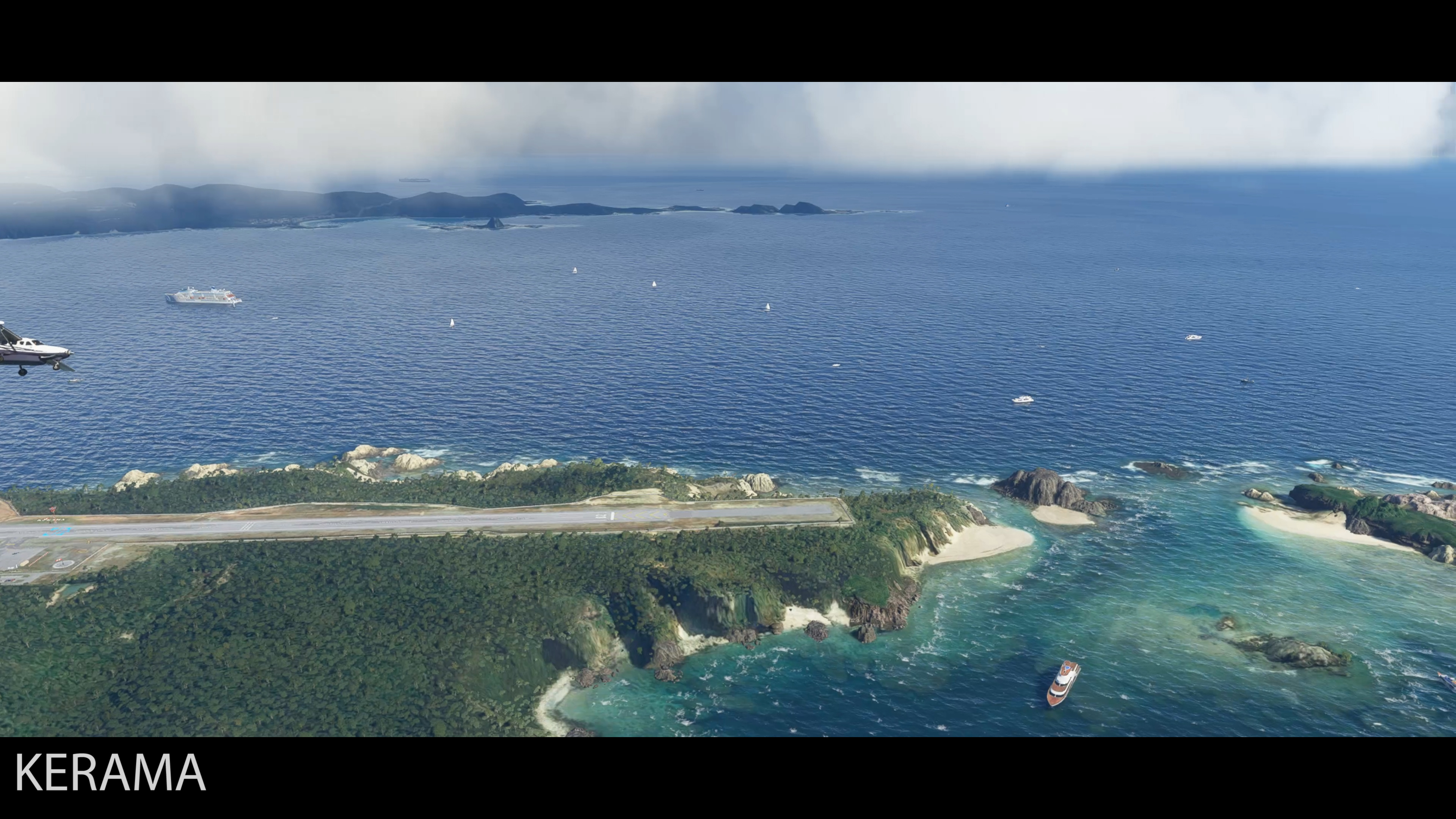 PROJECT COASTLINE TEAM - ENHANCED LANDING CHALLENGES MSFS