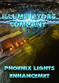 ILLUMINATORS - GREEN BAY (USA) NIGHT LIGHT ENHANCED MSFS