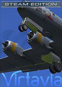 "VIRTAVIA - B-29A SUPERFORTRESS ""超级空中堡垒""轰炸机 FSX-SE"