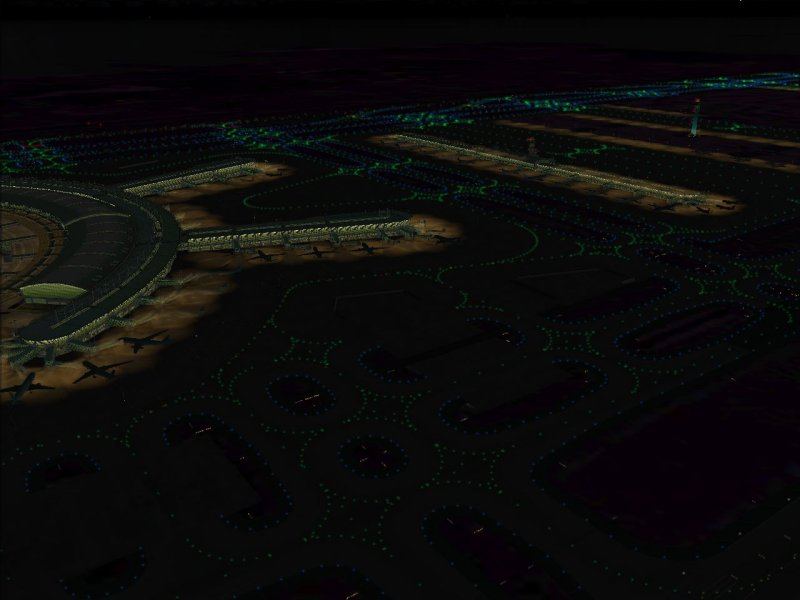 OVERLAND - INCHEON INTERNATIONAL AIRPORT RKSI FSX FS2004