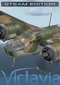 VIRTAVIA - BRISTOL BLENHEIM MK.4 - FSX STEAM EDITION