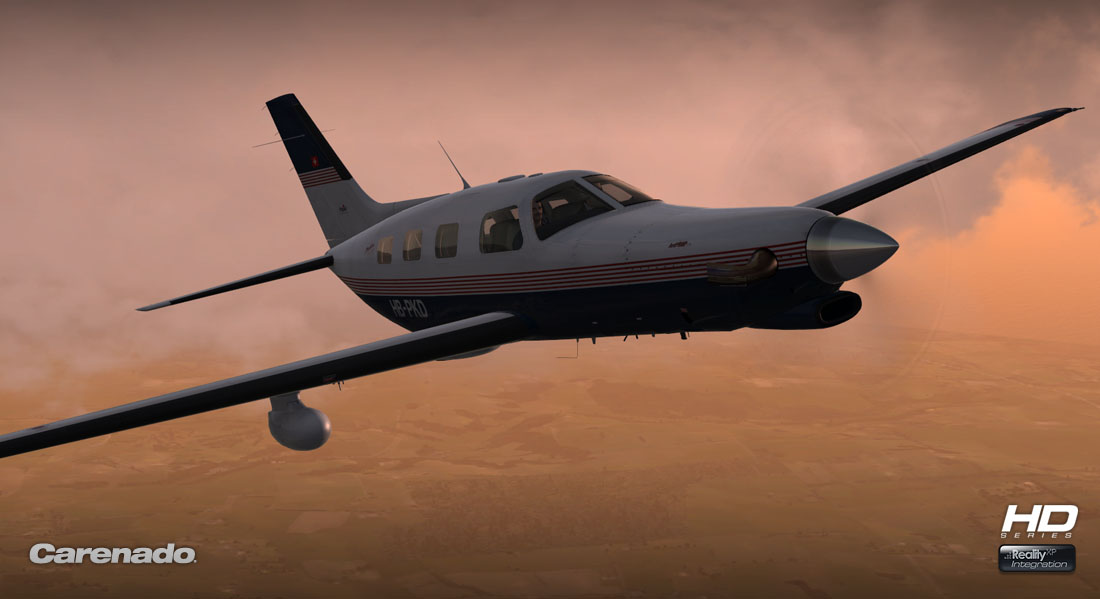 CARENADO - PA46T MALIBU JETPROP HD SERIES FSX P3D