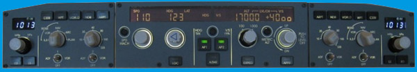 FEELTHERE - CP FLIGHT FCU320 AND EFI320 INTERFACE FSX