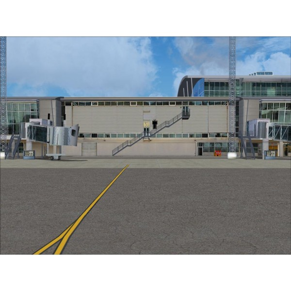 AERO FILES - BILLUND AIRPORT FS2004