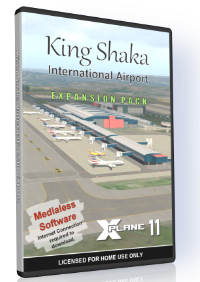 NMG - KING SHAKA INTERNATIONAL AIRPORT X-PLANE 11