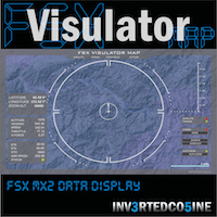 INV3RTEDCO5INE - FSX VISULATOR MAP 2.0