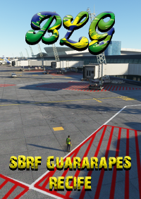 BRAZIL LAND GAMES - SBRF- RECIFE - GUARARAPES - MSFS