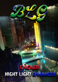 BRAZIL LAND GAMES - CHICAGO NIGHT LIGHT ENHANCED MSFS