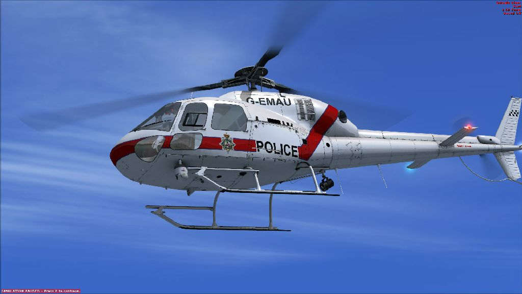 NEMETH DESIGNS - EUROCOPTER AS355 ECUREUIL II FSX P3D