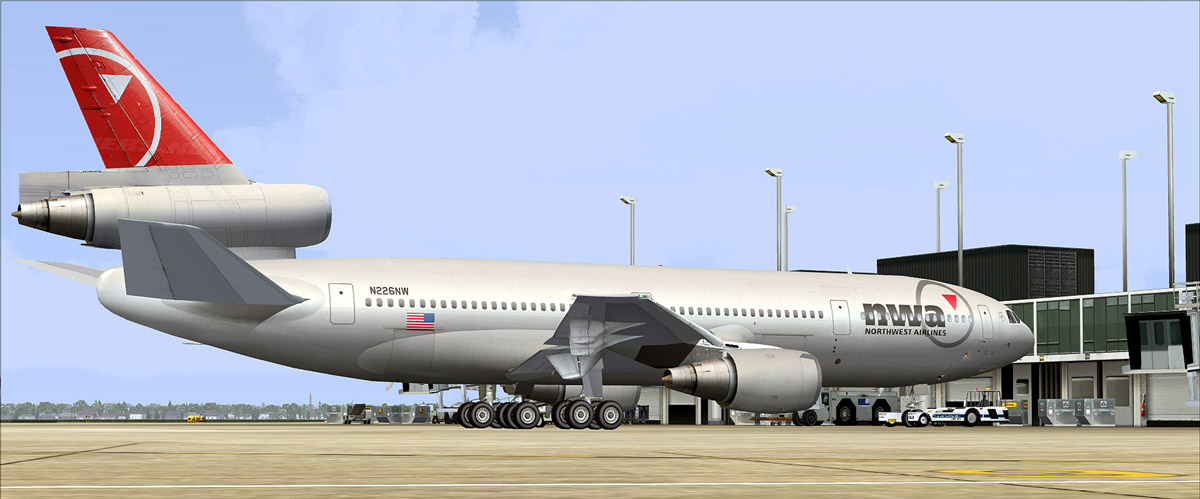 CLS - DC10 LIVERY EXPANSION PACK