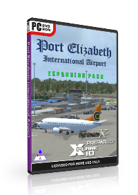 NMG - PORT ELIZABETH INTERNATIONAL AIRPORT FSX P3D X-PLANE 10