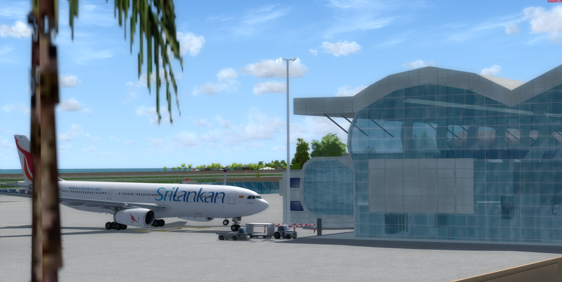 STINN PACIFIC -  VOTV (TRIVANDRUM INTERNATIONAL AIRPORT) P3D