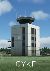 REGDESIGNS - CYKF REGION OF WATERLOO INTERNATIONAL AIRPORT MSFS