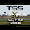 TURBINE SOUND STUDIOS - BOEING 777 GE-90 SOUNDPACK FOR FSX