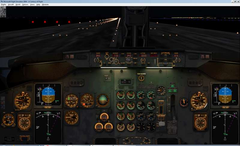 FEELTHERE - 737 EVO 2D PANEL UPGRADE FOR FS2004