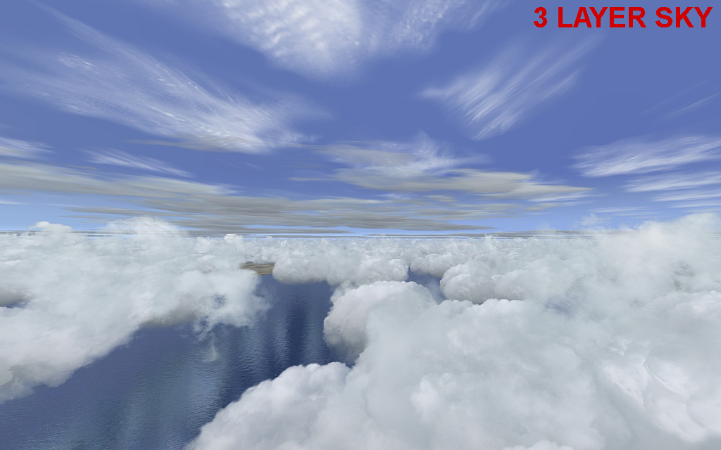AFS-DESIGN - SKY & CLOUD FS2004