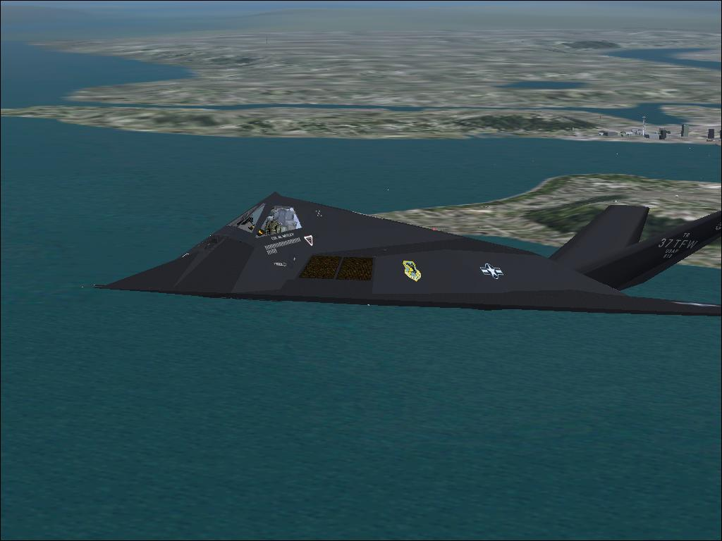 PERFECT FLIGHT - F-117A NIGHTHAWK 2004