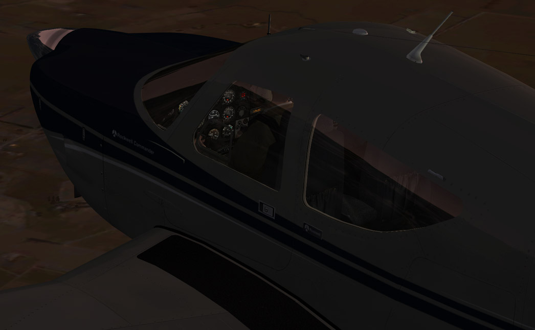 CARENADO - AC11 COMMANDER 114 FSX P3D