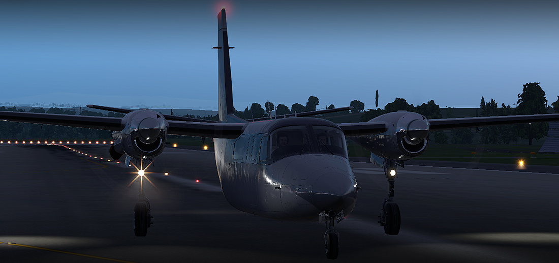 CARENADO - 690B TURBO COMMANDER X-PLANE 11