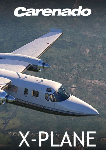 CARENADO - 690B TURBO COMMANDER 涡轮指挥官 X-PLANE 11