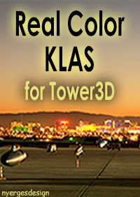 NYERGES DESIGN - REAL COLOR KLAS FOR TOWER! 3D