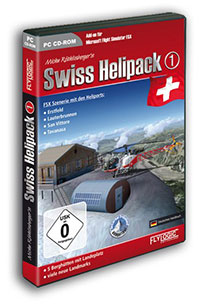 AEROSOFT - FLYLOGIC - SWISS HELIPACK 1 (DOWNLOAD)