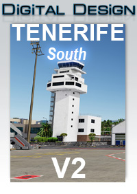 DIGITAL DESIGN - TENERIFE V2 P3D4