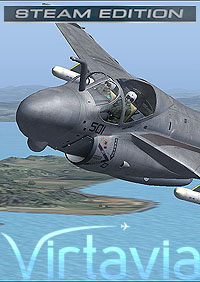 VIRTAVIA - A-6E INTRUDER FSX STEAM EDITION