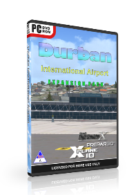 NMG - DURBAN INTERNATIONAL AIRPORT FSX P3D X-PLANE 10