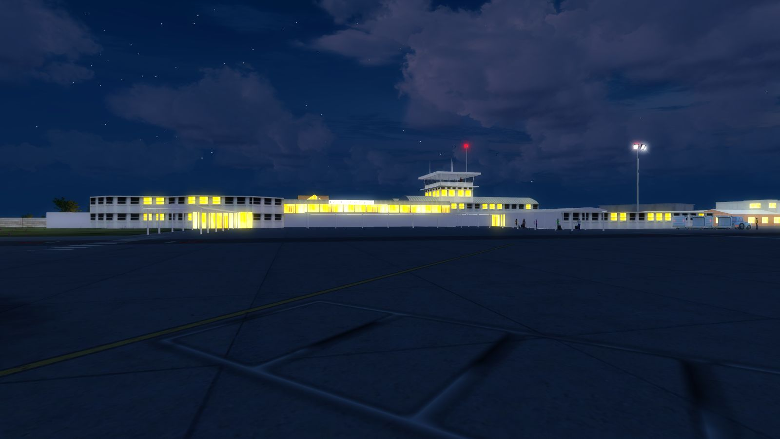 NMG SIMULATIONS - EAST LONDON AIRPORT V2.4 P3D4