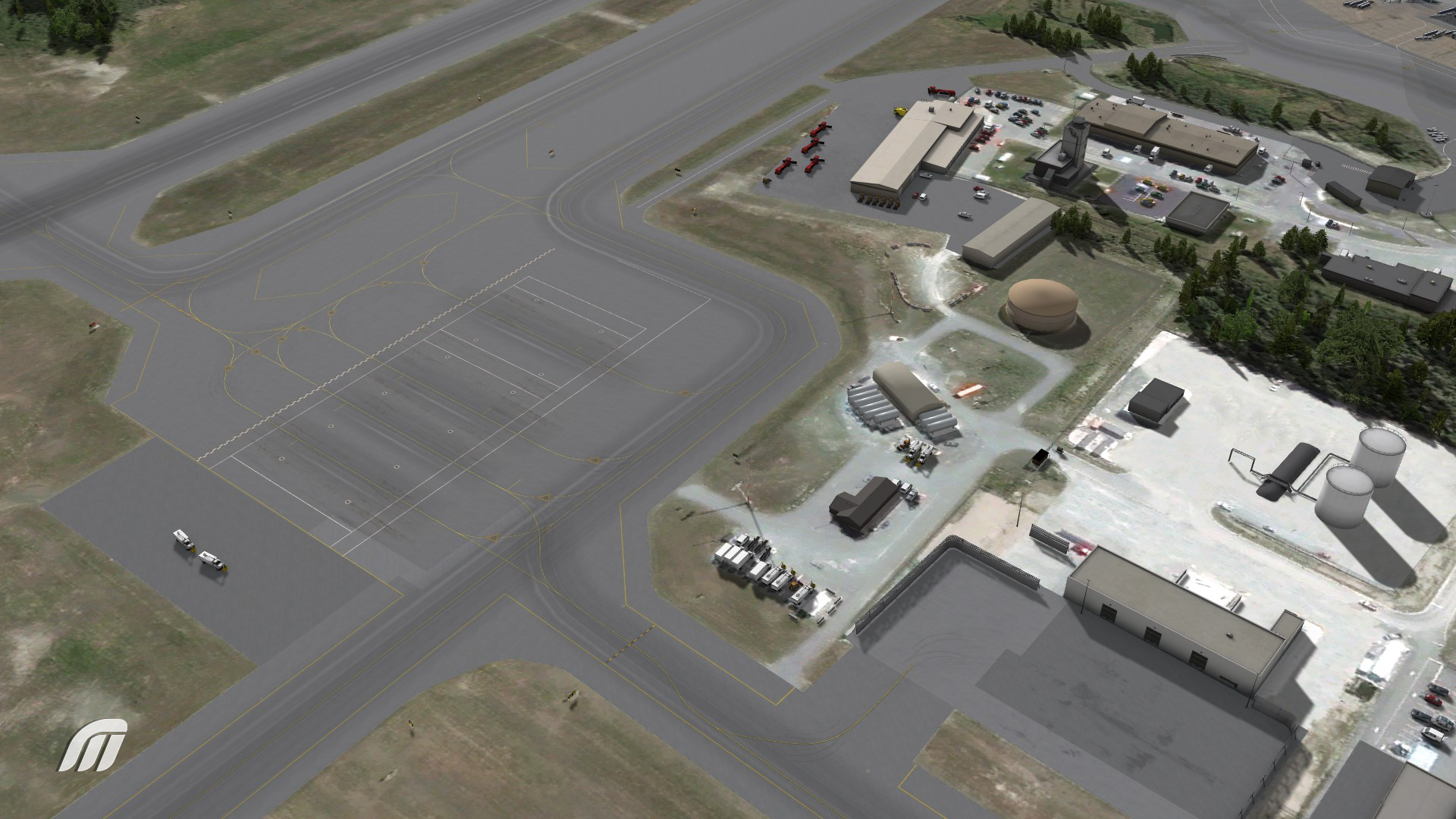 GRAND ISLAND SIM - ST JOHNS P3D4