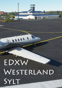 FLIGHTSIM.CENTER - EDXW WESTERLAND-SYLT SCENERY MSFS
