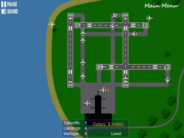 BIG FAT SIMULATIONS - AIRPORT MADNESS 2