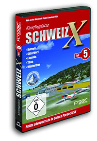 AEROSOFT - SMALL AIRFIELDS SWITZERLAND PART 5 (DOWNLOAD)