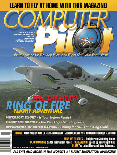 COMPUTER PILOT PDF - VOL 15 ISS 5 - SEPTEMBER/OCTOBER 11