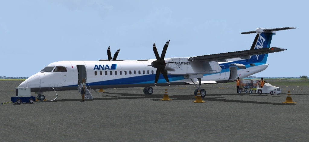 VIRTUALCOL - DASH 8 SERIES FS2004