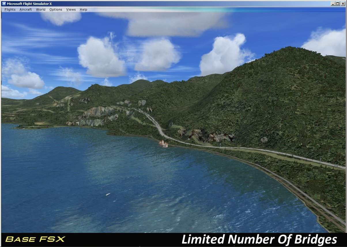 FLIGHT 1 - ULTIMATE TERRAIN X - EUROPE VERSION 2 FSX P3D (DOWNLOAD)