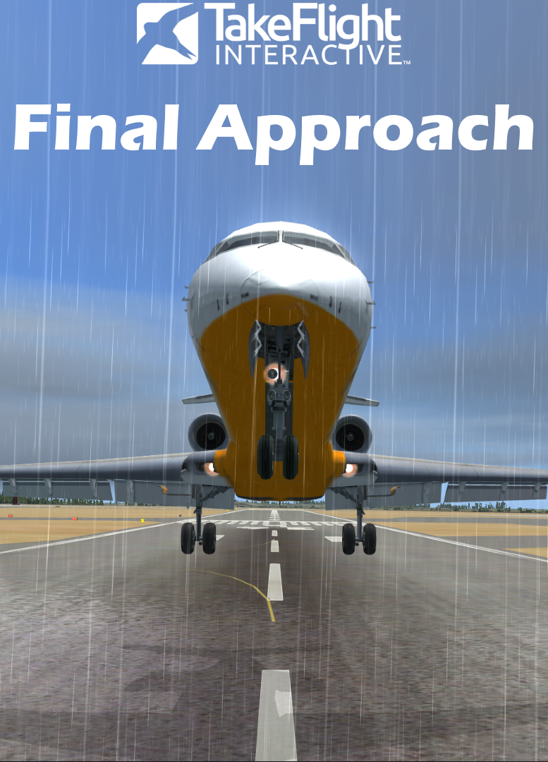 TAKEFLIGHT INTERACTIVE - FINAL APPROACH FSX