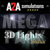 A2A SIMULATIONS - 3D LIGHTS REDUX MEGAPACK