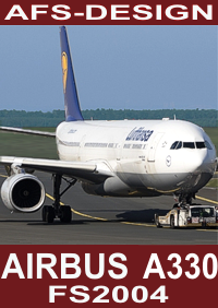 AFS-DESIGN - AIRBUS A330/340 FAMILY V2 FS2004