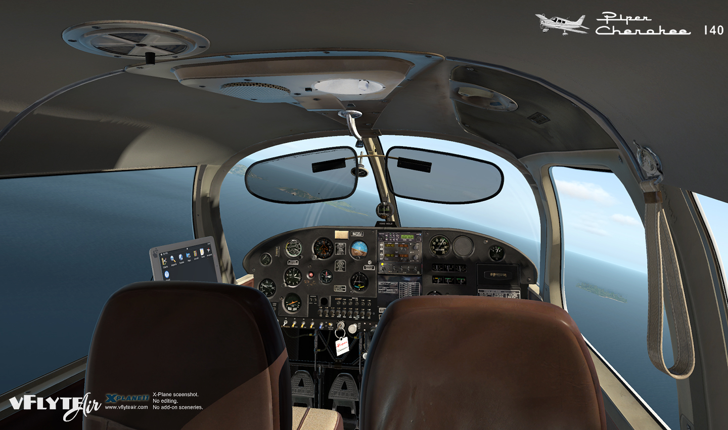 VFLYTEAIR SIMULATIONS INC - PIPER CHEROKEE 140 ORIGINAL X-PLANE 11.30+