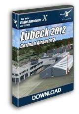 AEROSOFT - GERMAN AIRPORTS 3 2012 - LUEBECK X (DOWNLOAD)