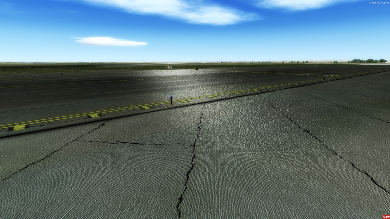 SOARFLY CONCEPTS - FLAGSHIP DURHAM TEES VALLEY AIRPORT P3DV3