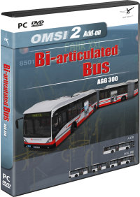 OMSI 2 - ADD-ON BI-ARTICULATED BUS AGG300