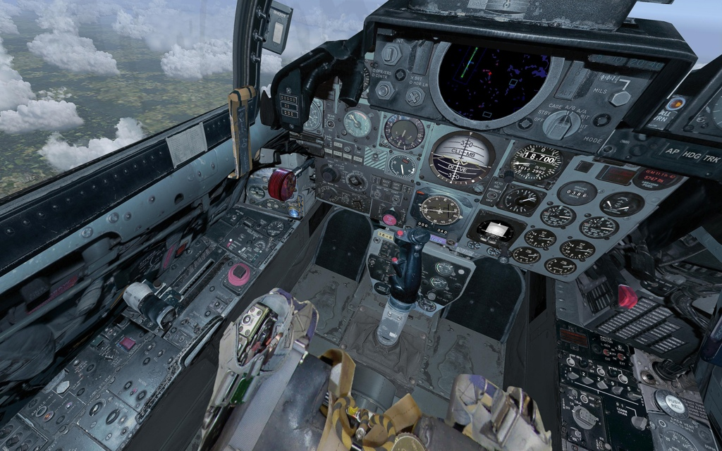 AFS-DESIGN - F-4F PHANTOM II PROFESSIONAL V2 FSX STEAM