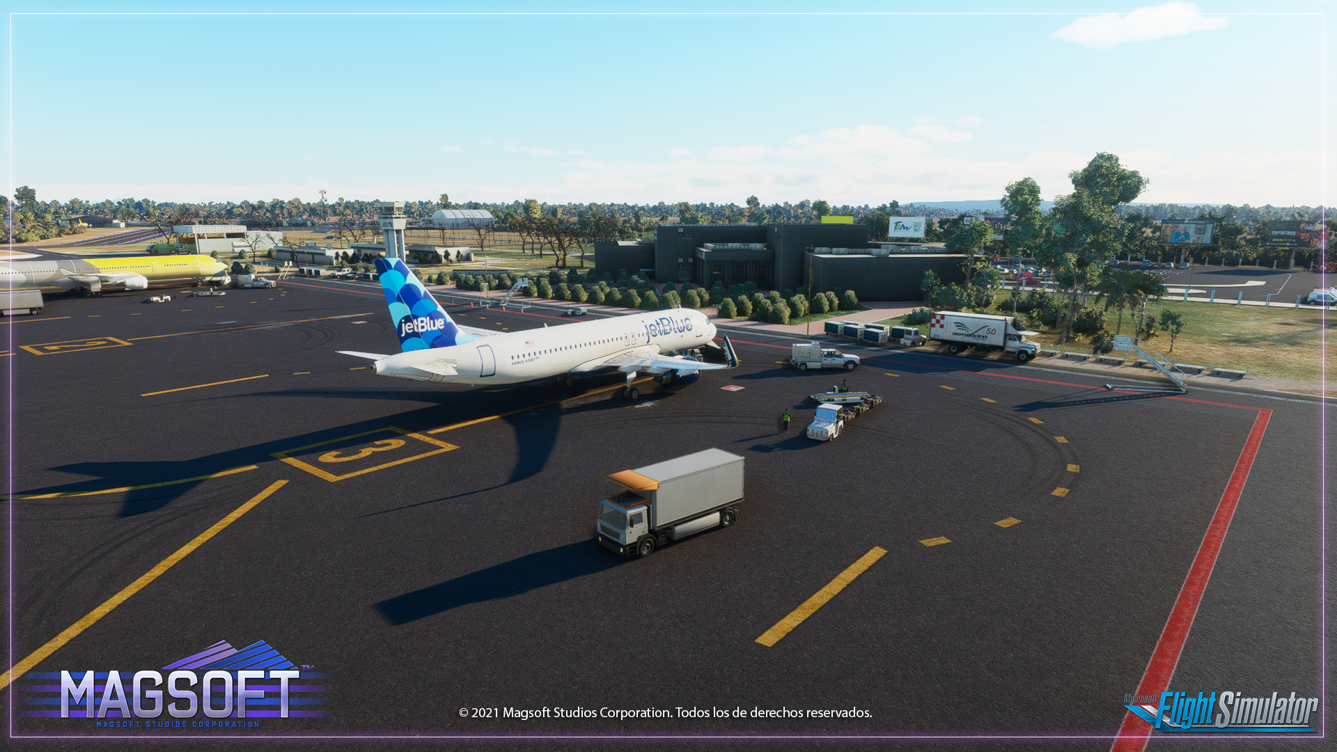 MAGMEXICO - GENERAL PEDRO JOSE MENDEZ INTERNATIONAL AIRPORT MSFS