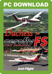 JUSTFLIGHT - DUCHESS FOR AEROFLYFS (PC) (DOWNLOAD)