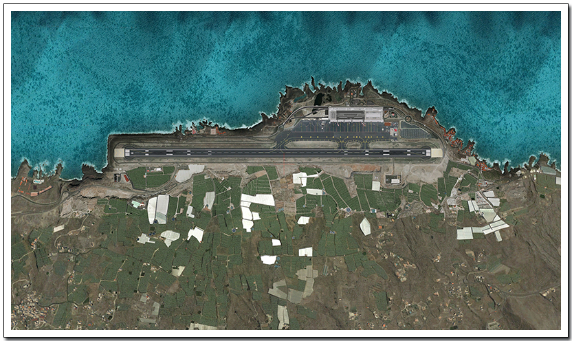 AEROSOFT - LA PALMA X FSX P3D (DOWNLOAD)