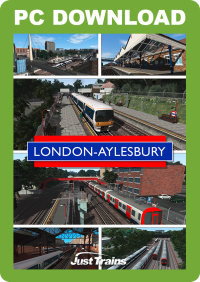 JUSTTRAINS - LONDON TO AYLESBURY