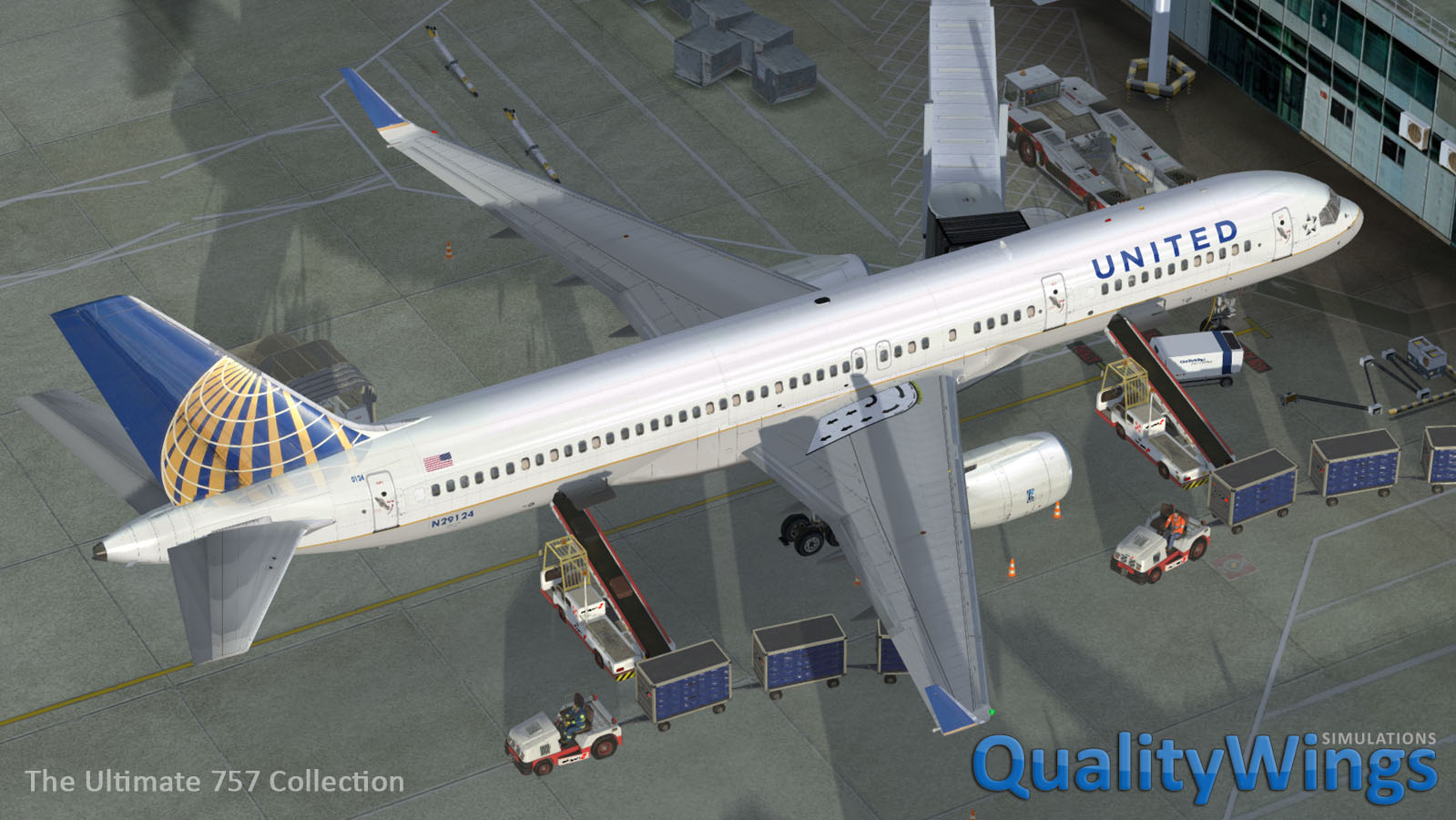 FLIGHT 1 - THE ULTIMATE 757 COLLECTION FOR FSX